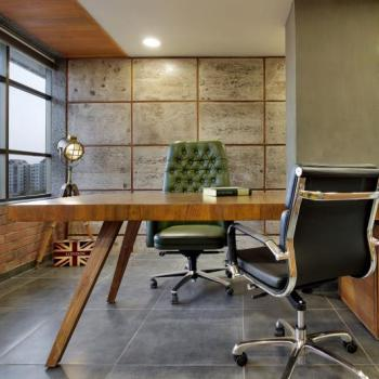 Office Interiors at Artwill Modular Kitchen & Interiors in Muvattupuzha