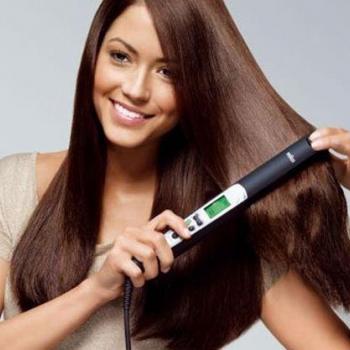 Hair Straightening at LADIVA BEAUTY  & SPA in Perumbavoor