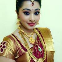Bridal Makeup at Mariya Beauty Parlour in Kalamassery